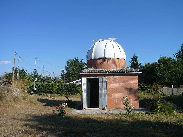 The observatory, July 2007