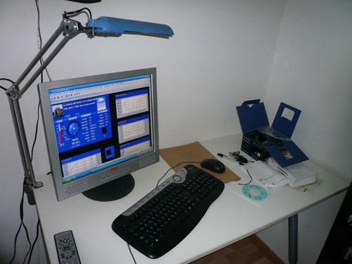 The control PC